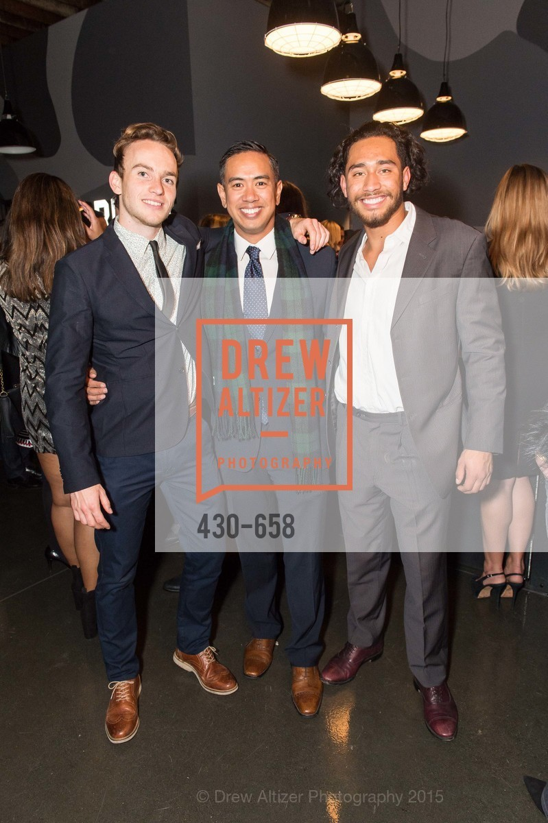 Charlie Mejia, Justin Roja, Barry's Marina Opening, Barry's. 2246 Lombard Street, December 17th, 2015,Drew Altizer, Drew Altizer Photography, full-service agency, private events, San Francisco photographer, photographer california