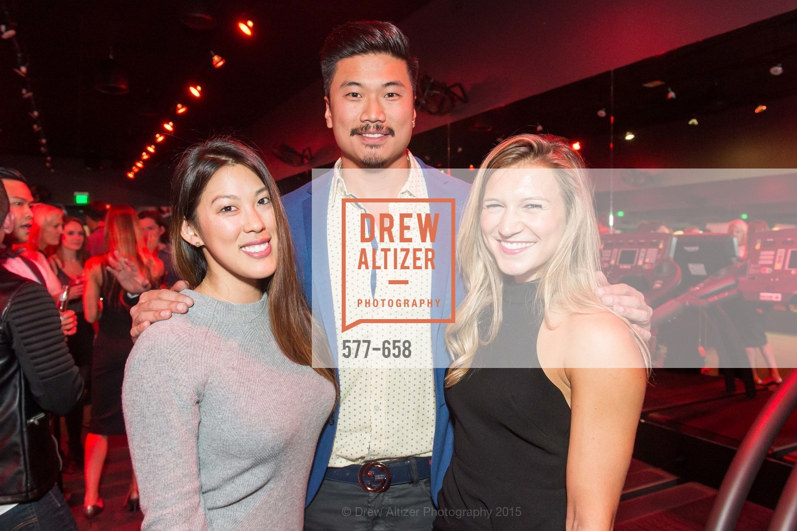 Betty Ai, Norman Wang, Nikki Elliot, Barry's Marina Opening, Barry's. 2246 Lombard Street, December 17th, 2015,Drew Altizer, Drew Altizer Photography, full-service agency, private events, San Francisco photographer, photographer california