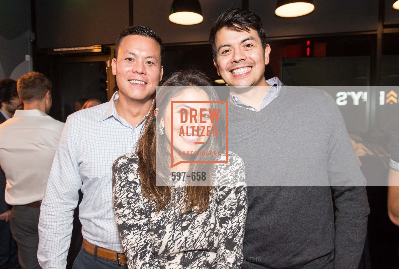 Fabian Garces, Julia French, Barry's Marina Opening, Barry's. 2246 Lombard Street, December 17th, 2015,Drew Altizer, Drew Altizer Photography, full-service agency, private events, San Francisco photographer, photographer california