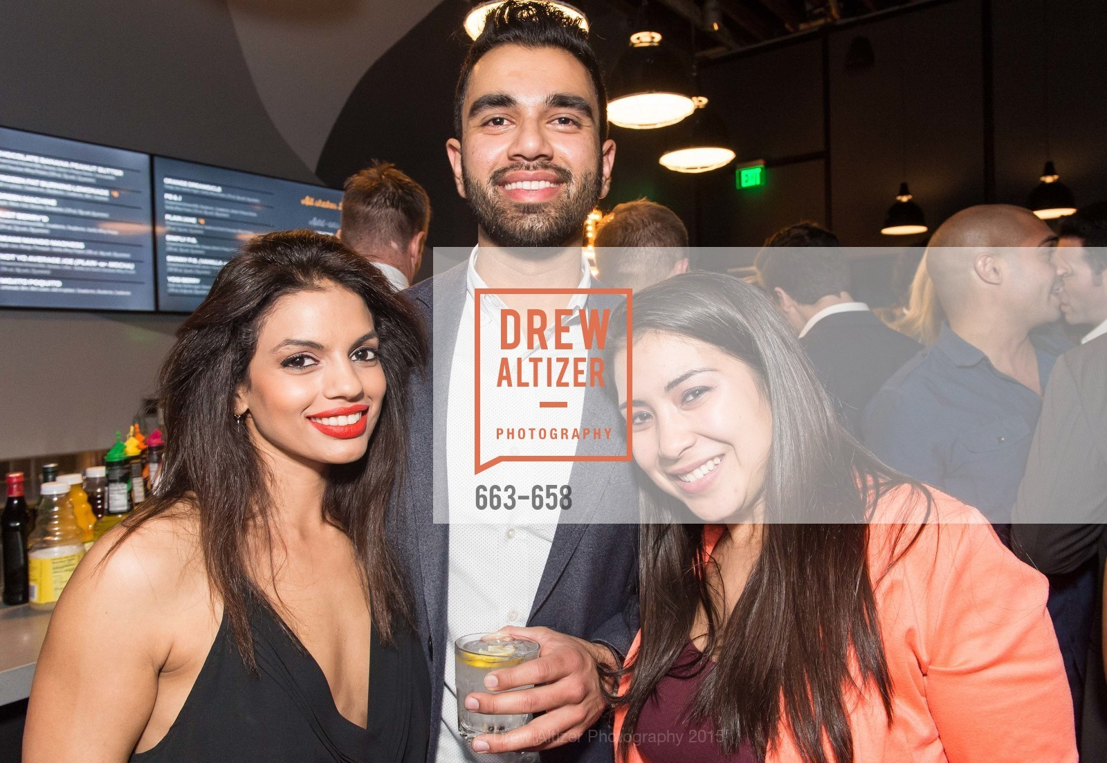 Natasha Roy, Parm Singh, Cattie Thomson, Barry's Marina Opening, Barry's. 2246 Lombard Street, December 17th, 2015,Drew Altizer, Drew Altizer Photography, full-service agency, private events, San Francisco photographer, photographer california