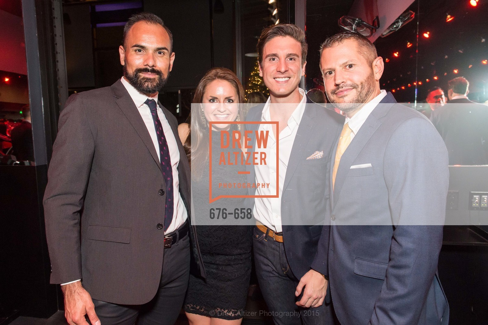 Noah Lopez, Jessica Forseth, Garfield Grannet, Barry's Marina Opening, Barry's. 2246 Lombard Street, December 17th, 2015,Drew Altizer, Drew Altizer Photography, full-service agency, private events, San Francisco photographer, photographer california