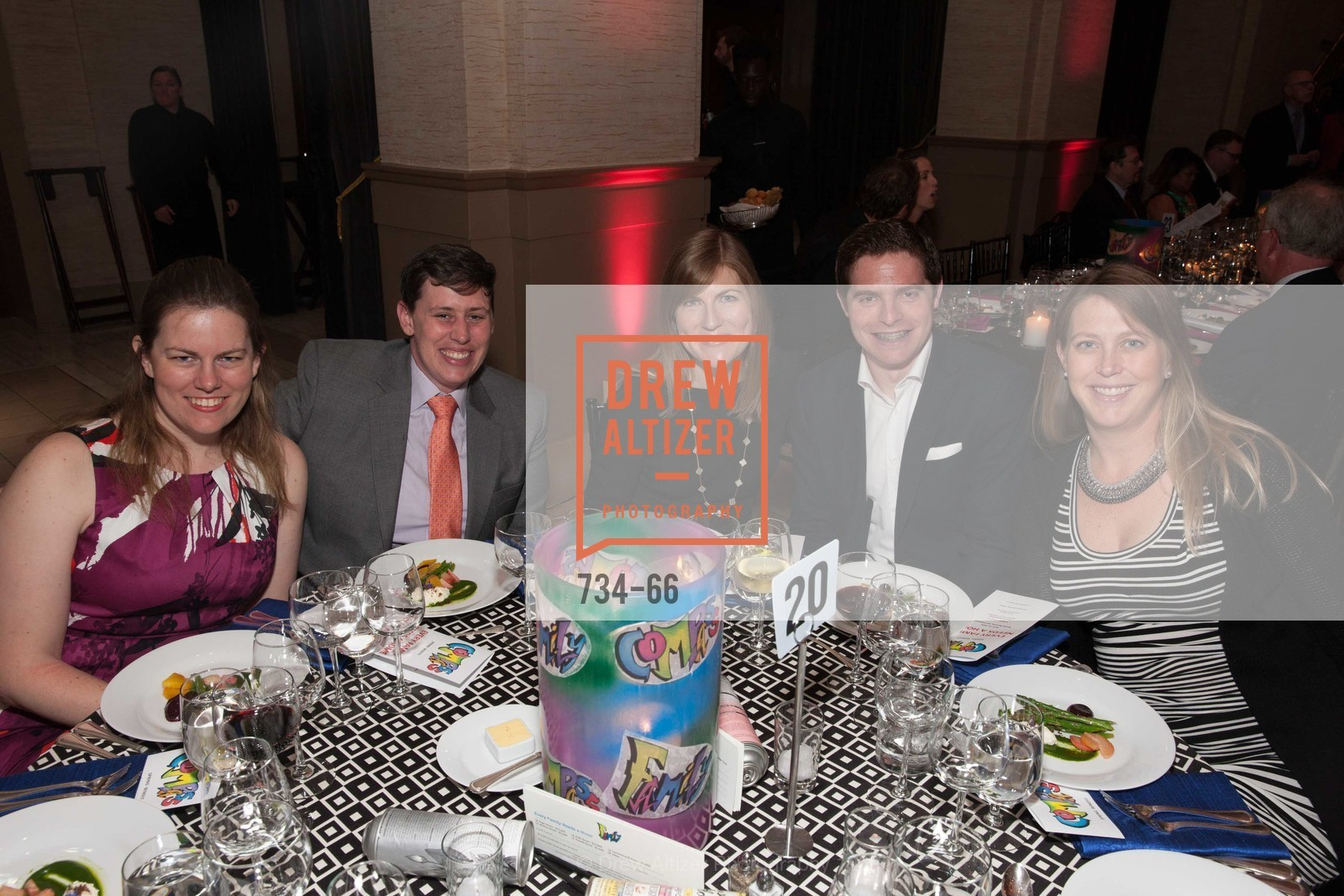 Extras, Compass Family Services Annual Spring Benefit - Every Family Needs A Home, April 22nd, 2015, Photo