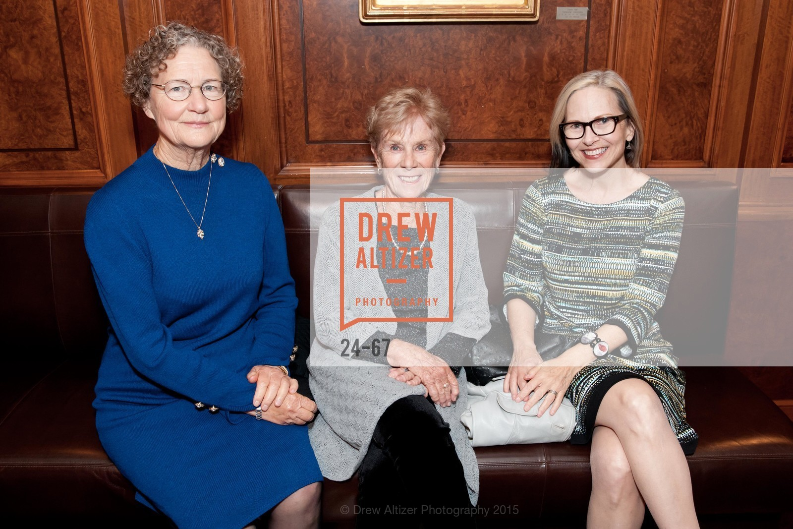 Diane Handes, Mary Ann Garvey, Joan Yokom, Celebrating Mentors Gala, Four Seasons SF, April 24th, 2015,Drew Altizer, Drew Altizer Photography, full-service agency, private events, San Francisco photographer, photographer california