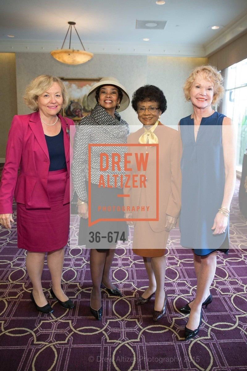 Anette Harris, Belva Davis, Lynn Lubbock, Junior League of San Francisco's WATCH Luncheon, Fairmont Hotel. 950 Mason Street, May 4th, 2015,Drew Altizer, Drew Altizer Photography, full-service agency, private events, San Francisco photographer, photographer california