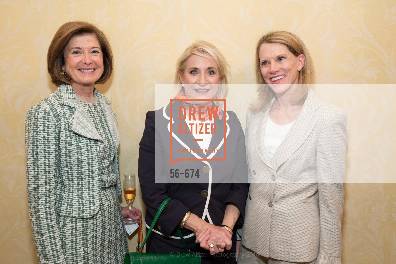 JoAn Smith, Deborah Avakian, Judy LeMarr, Junior League of San Francisco's WATCH Luncheon, Fairmont Hotel. 950 Mason Street, May 4th, 2015,Drew Altizer, Drew Altizer Photography, full-service agency, private events, San Francisco photographer, photographer california