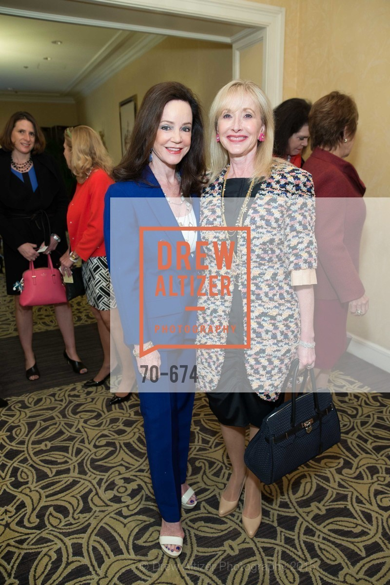 Gail DeMartini, Merrill Kasper, Junior League of San Francisco's WATCH Luncheon, Fairmont Hotel. 950 Mason Street, May 4th, 2015,Drew Altizer, Drew Altizer Photography, full-service agency, private events, San Francisco photographer, photographer california