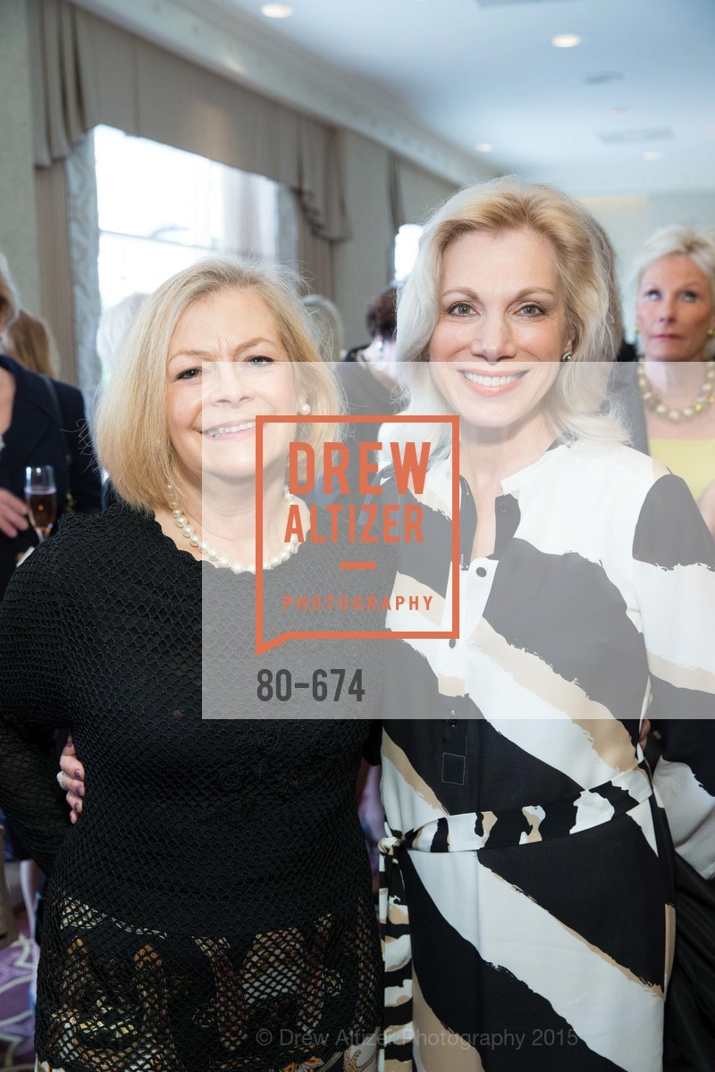 Laine Buckingham, Cynthia Schreuder, Junior League of San Francisco's WATCH Luncheon, Fairmont Hotel. 950 Mason Street, May 4th, 2015,Drew Altizer, Drew Altizer Photography, full-service agency, private events, San Francisco photographer, photographer california