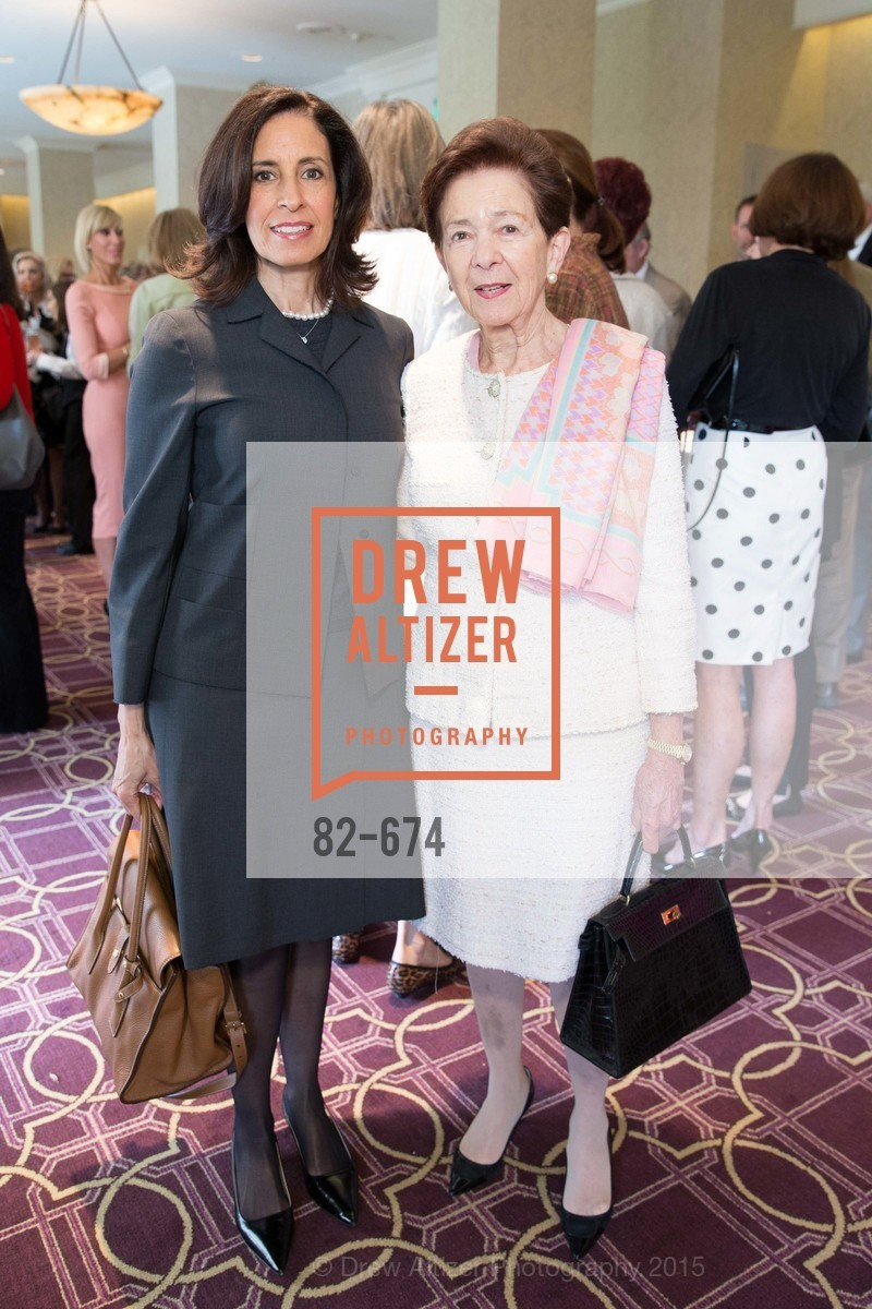Darian Swig, Roselyne Swig, Junior League of San Francisco's WATCH Luncheon, Fairmont Hotel. 950 Mason Street, May 4th, 2015,Drew Altizer, Drew Altizer Photography, full-service agency, private events, San Francisco photographer, photographer california