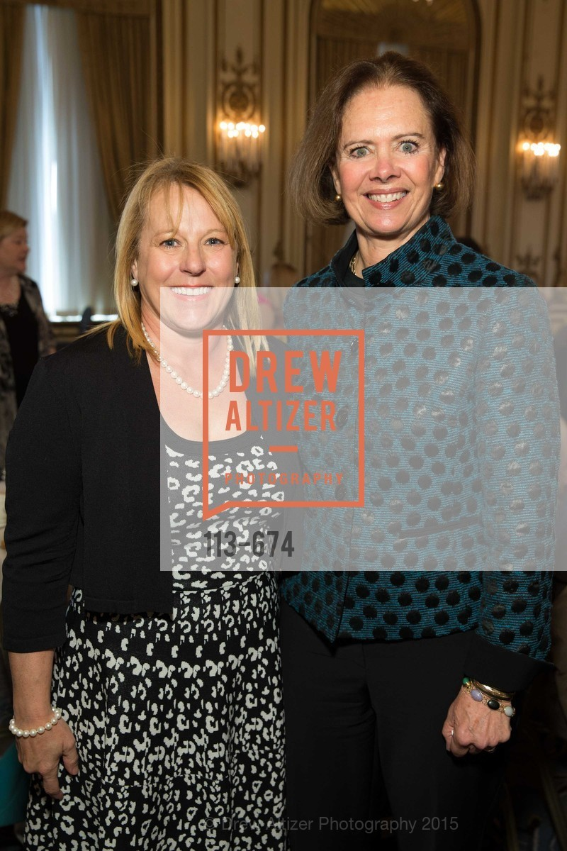 Leslie Ryder, Kaki DeSautels, Junior League of San Francisco's WATCH Luncheon, Fairmont Hotel. 950 Mason Street, May 4th, 2015,Drew Altizer, Drew Altizer Photography, full-service event agency, private events, San Francisco photographer, photographer California