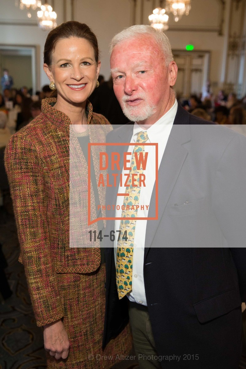Judy Jorgensen, Sam Leftwich, Junior League of San Francisco's WATCH Luncheon, Fairmont Hotel. 950 Mason Street, May 4th, 2015,Drew Altizer, Drew Altizer Photography, full-service agency, private events, San Francisco photographer, photographer california