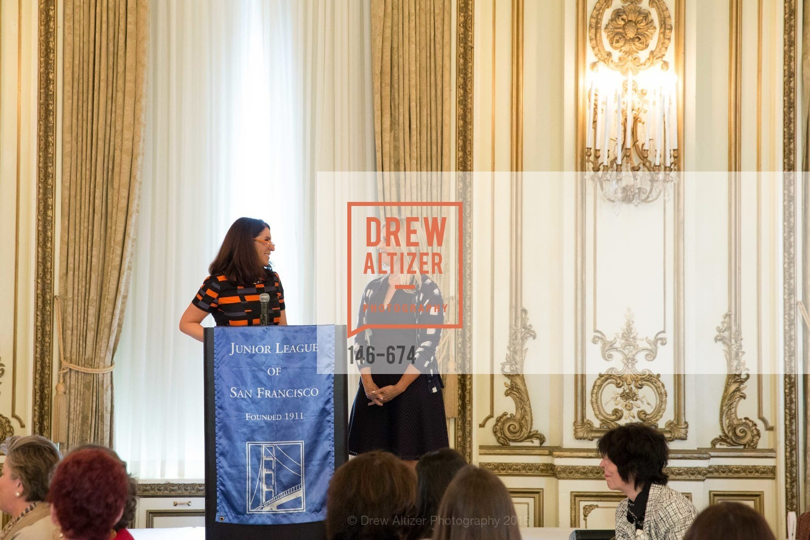 Lisa Grotts, Jane Inch, Junior League of San Francisco's WATCH Luncheon, Fairmont Hotel. 950 Mason Street, May 4th, 2015,Drew Altizer, Drew Altizer Photography, full-service agency, private events, San Francisco photographer, photographer california