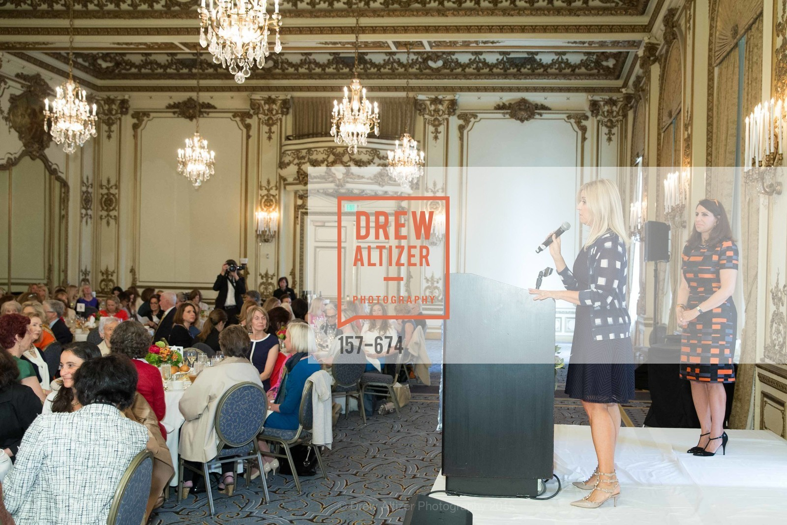 Lisa Grotts, Jane Inch, Junior League of San Francisco's WATCH Luncheon, Fairmont Hotel. 950 Mason Street, May 4th, 2015,Drew Altizer, Drew Altizer Photography, full-service event agency, private events, San Francisco photographer, photographer California
