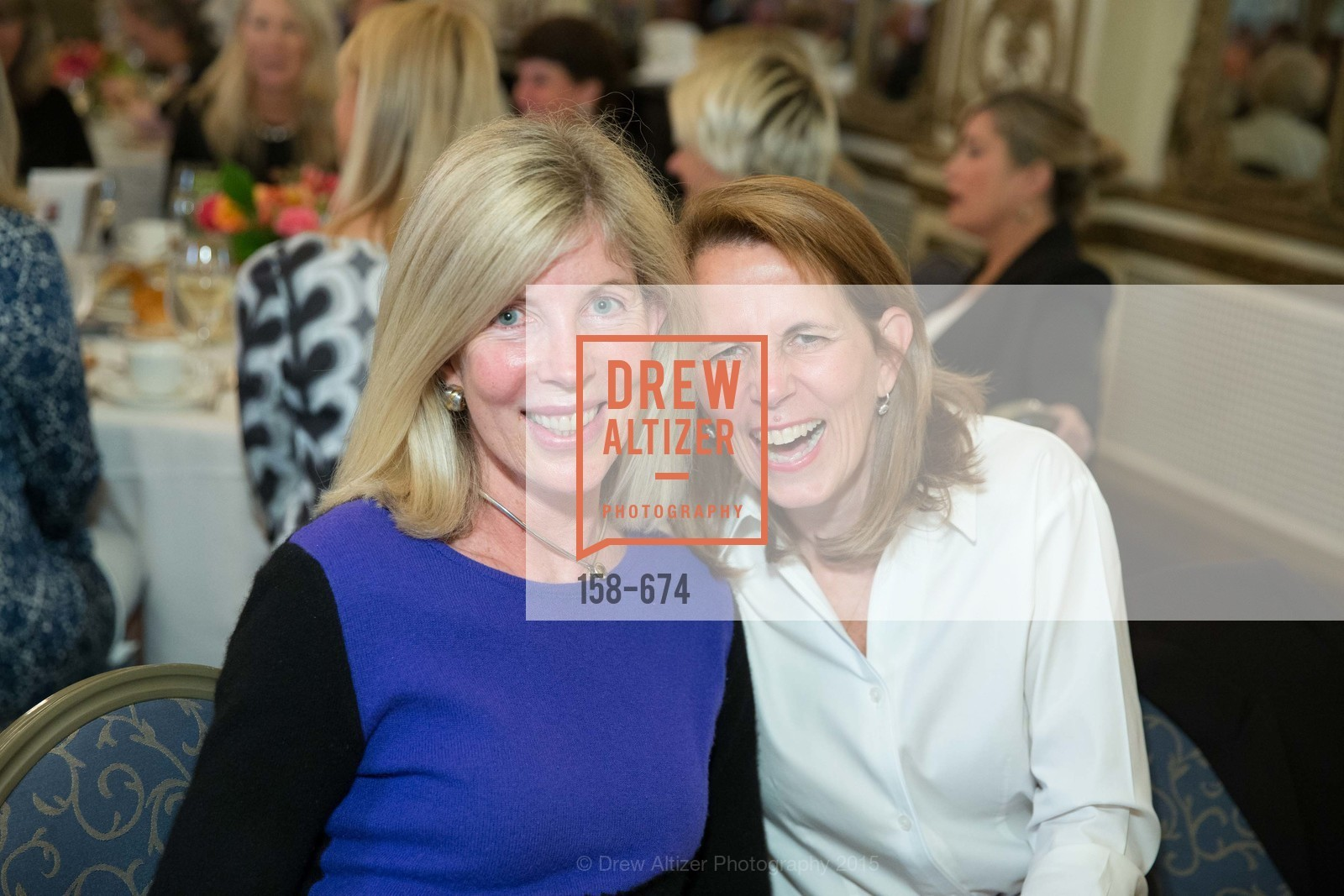 Lotta Bystrom, Caroline Thurm, Junior League of San Francisco's WATCH Luncheon, Fairmont Hotel. 950 Mason Street, May 4th, 2015,Drew Altizer, Drew Altizer Photography, full-service event agency, private events, San Francisco photographer, photographer California