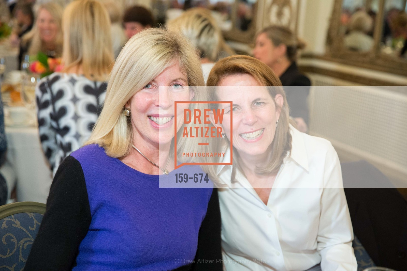 Lotta Bystrom, Caroline Thurm, Junior League of San Francisco's WATCH Luncheon, Fairmont Hotel. 950 Mason Street, May 4th, 2015,Drew Altizer, Drew Altizer Photography, full-service agency, private events, San Francisco photographer, photographer california