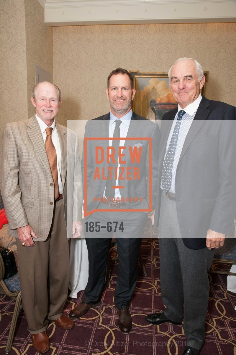Dick Otstott, Mark Tatum, Mike Fehr, Junior League of San Francisco's WATCH Luncheon, Fairmont Hotel. 950 Mason Street, May 4th, 2015,Drew Altizer, Drew Altizer Photography, full-service event agency, private events, San Francisco photographer, photographer California