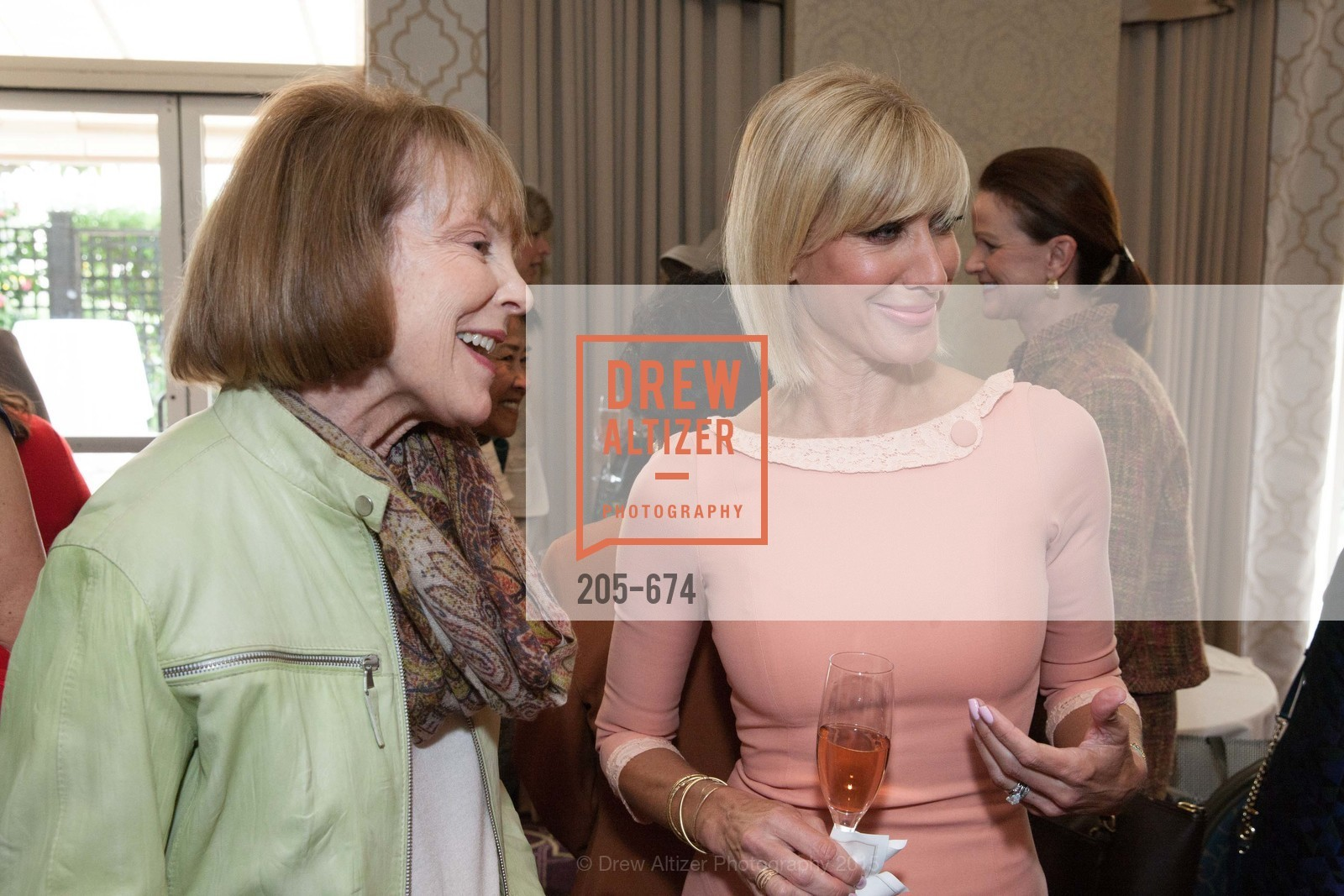 Eve Wertsch, Janet Reilly, Junior League of San Francisco's WATCH Luncheon, Fairmont Hotel. 950 Mason Street, May 4th, 2015,Drew Altizer, Drew Altizer Photography, full-service event agency, private events, San Francisco photographer, photographer California