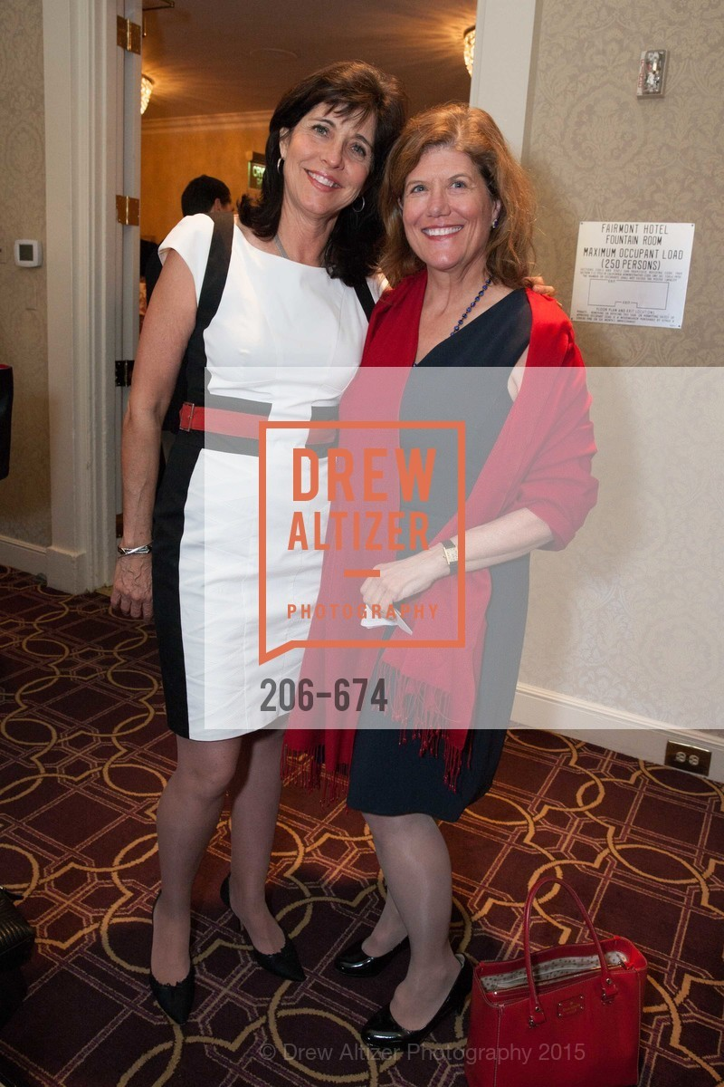 Anne Marie Massocca, Joanne Desmond, Junior League of San Francisco's WATCH Luncheon, Fairmont Hotel. 950 Mason Street, May 4th, 2015,Drew Altizer, Drew Altizer Photography, full-service agency, private events, San Francisco photographer, photographer california