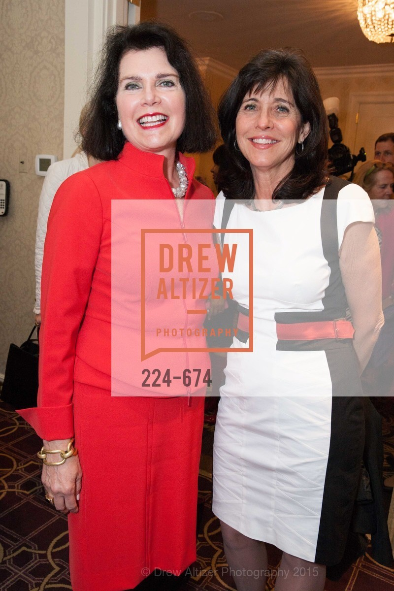 Trish Lassart, Anne Marie Massocca, Junior League of San Francisco's WATCH Luncheon, Fairmont Hotel. 950 Mason Street, May 4th, 2015,Drew Altizer, Drew Altizer Photography, full-service event agency, private events, San Francisco photographer, photographer California