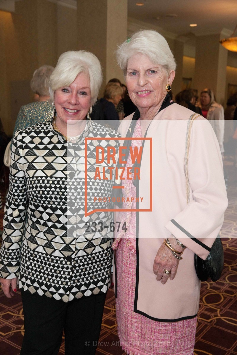 Patty O'Brien, Margaret Ames, Junior League of San Francisco's WATCH Luncheon, Fairmont Hotel. 950 Mason Street, May 4th, 2015,Drew Altizer, Drew Altizer Photography, full-service agency, private events, San Francisco photographer, photographer california