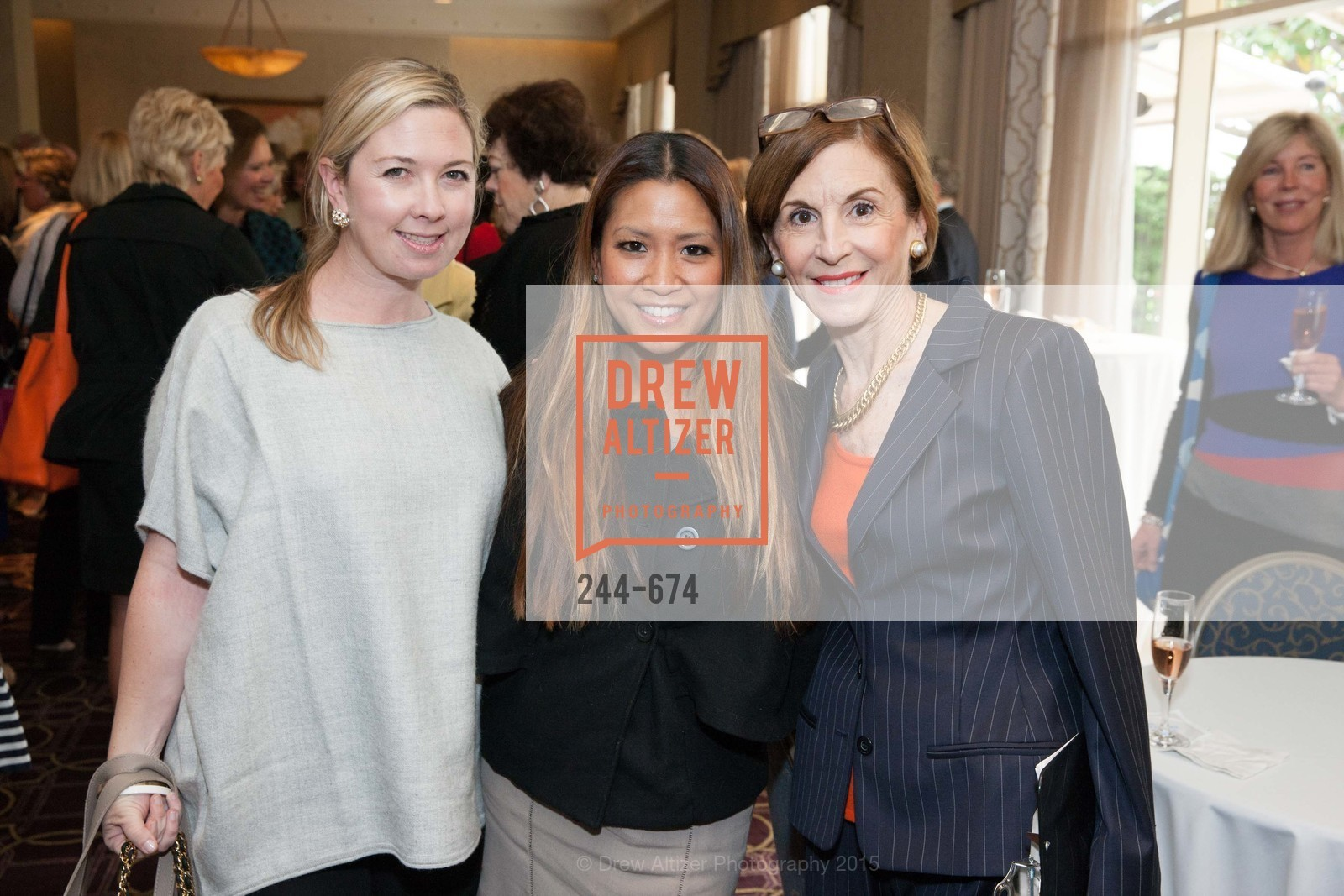 Michelle Harris, Lillian Phan, Marsha Monro, Junior League of San Francisco's WATCH Luncheon, Fairmont Hotel. 950 Mason Street, May 4th, 2015,Drew Altizer, Drew Altizer Photography, full-service agency, private events, San Francisco photographer, photographer california