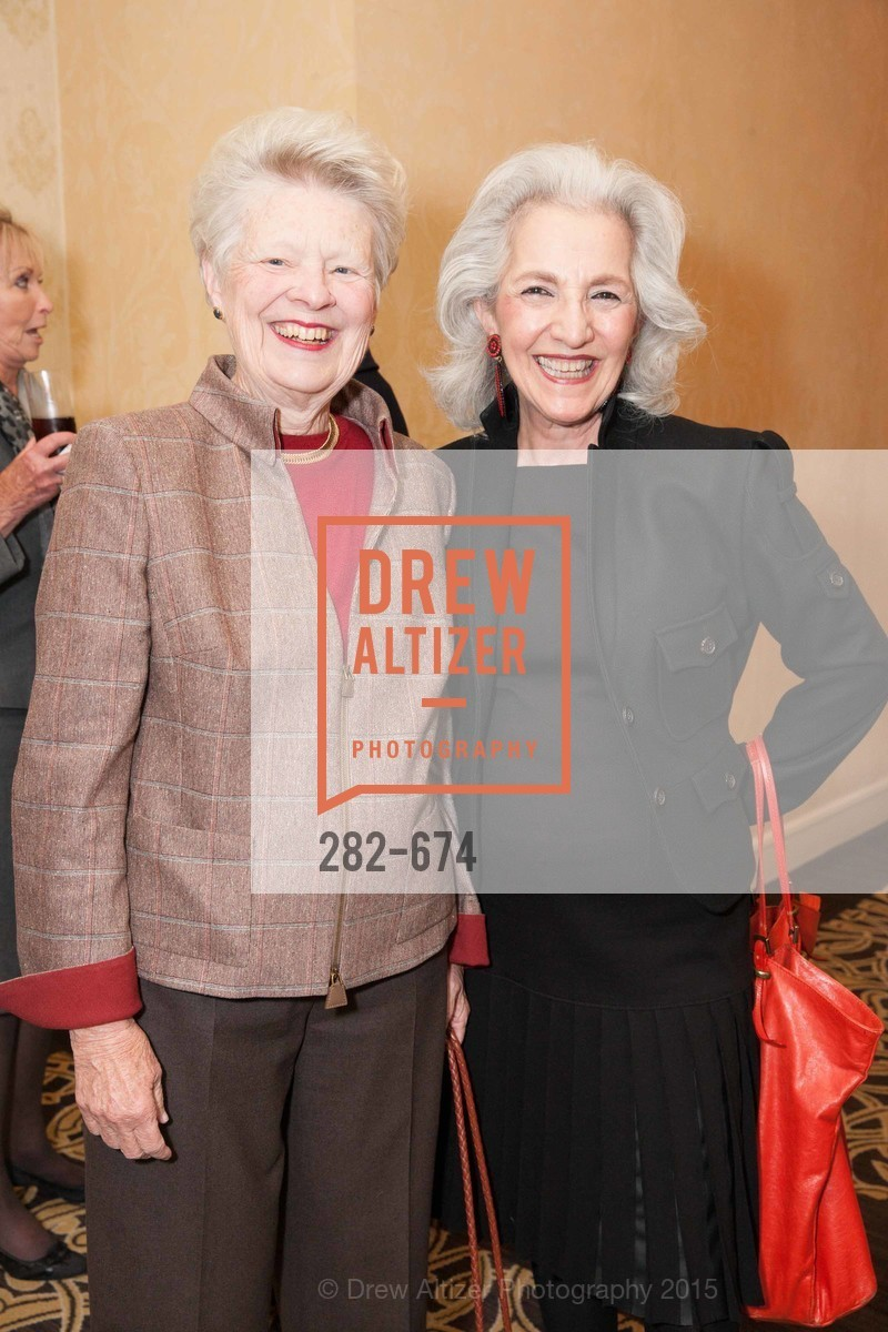 Louise Renne, Marie Soroyan, Junior League of San Francisco's WATCH Luncheon, Fairmont Hotel. 950 Mason Street, May 4th, 2015,Drew Altizer, Drew Altizer Photography, full-service agency, private events, San Francisco photographer, photographer california