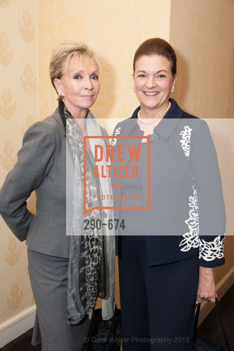 Sallie Huntting, Susan Malott, Junior League of San Francisco's WATCH Luncheon, Fairmont Hotel. 950 Mason Street, May 4th, 2015,Drew Altizer, Drew Altizer Photography, full-service agency, private events, San Francisco photographer, photographer california