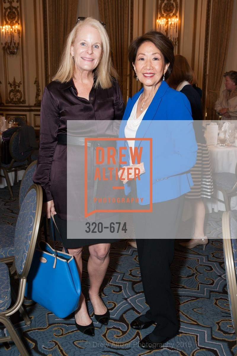 Regan Byers, Jan Yanehiro, Junior League of San Francisco's WATCH Luncheon, Fairmont Hotel. 950 Mason Street, May 4th, 2015,Drew Altizer, Drew Altizer Photography, full-service event agency, private events, San Francisco photographer, photographer California