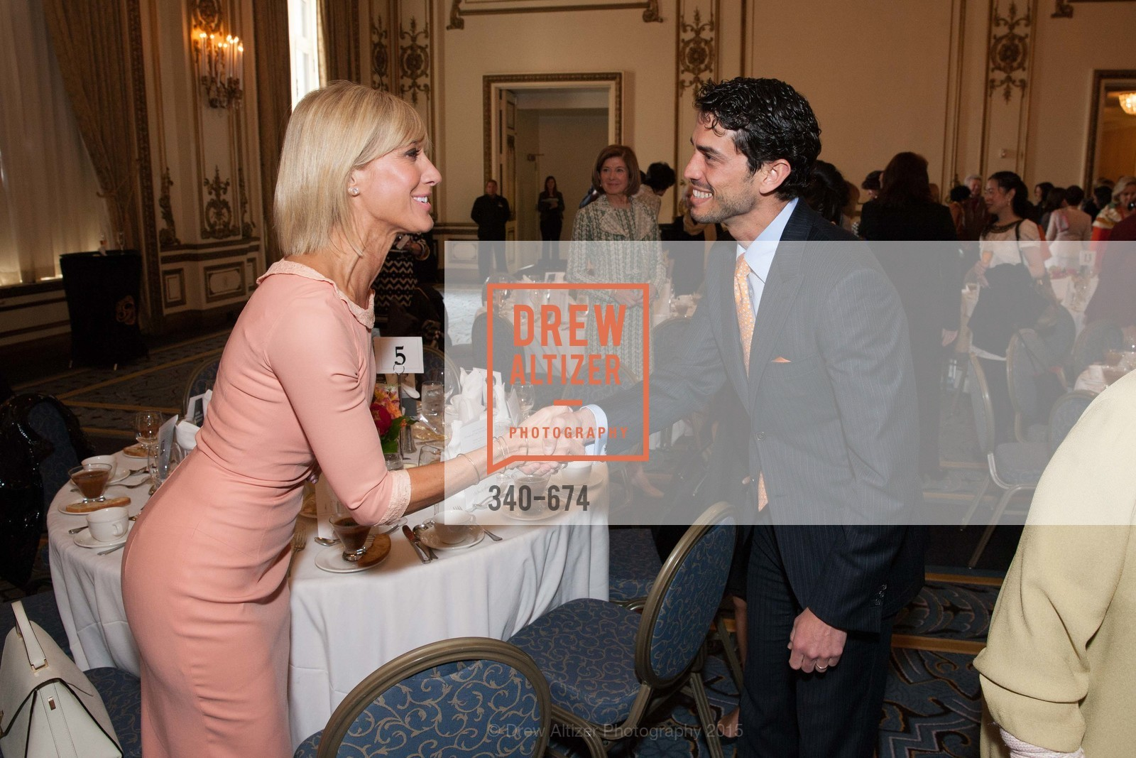 Janet Reilly, Sonia Mondkar-Floyd, Frederico Soldino, Junior League of San Francisco's WATCH Luncheon, Fairmont Hotel. 950 Mason Street, May 4th, 2015,Drew Altizer, Drew Altizer Photography, full-service agency, private events, San Francisco photographer, photographer california