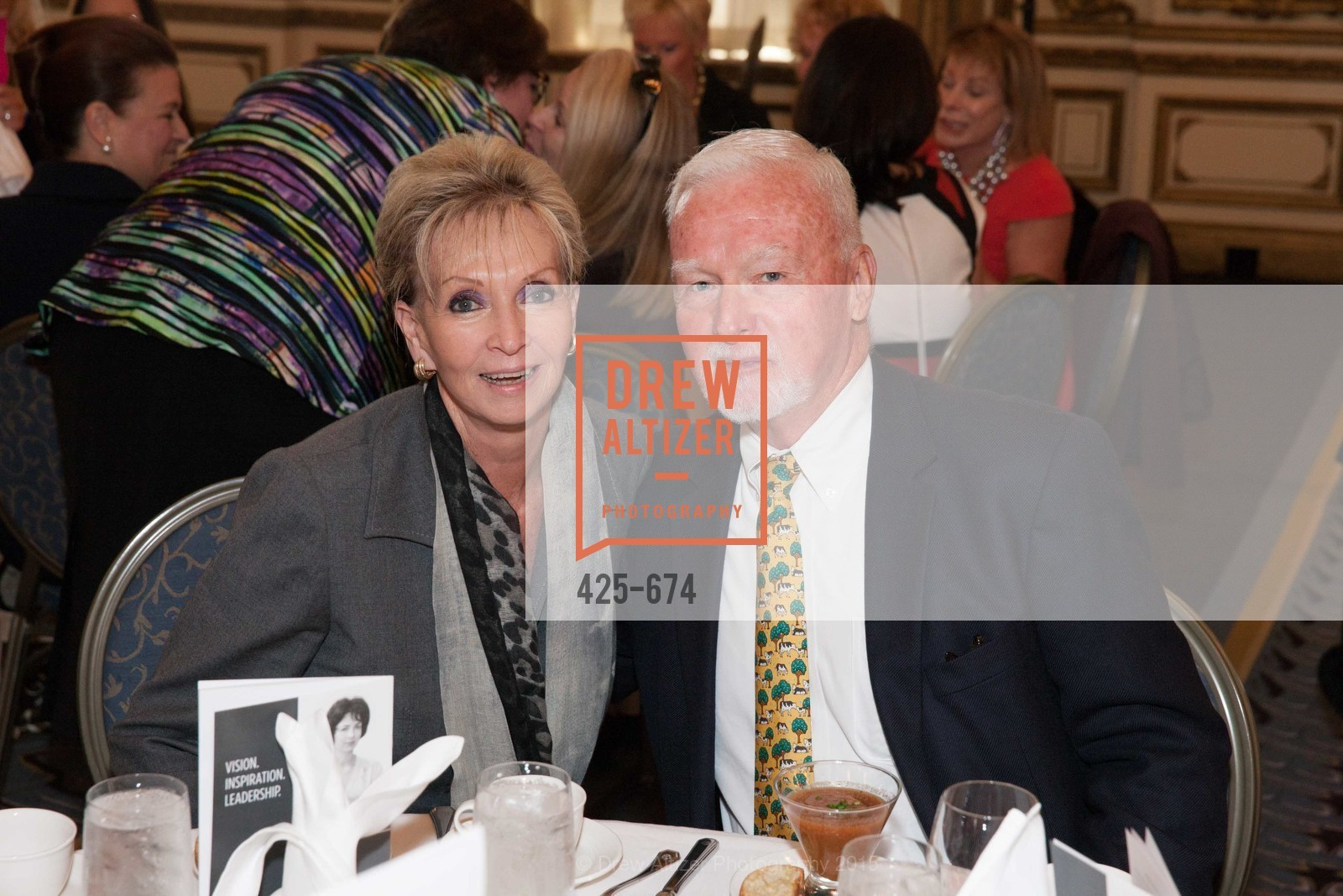 Sallie Huntting, Sam Leftwich, Junior League of San Francisco's WATCH Luncheon, Fairmont Hotel. 950 Mason Street, May 4th, 2015,Drew Altizer, Drew Altizer Photography, full-service agency, private events, San Francisco photographer, photographer california