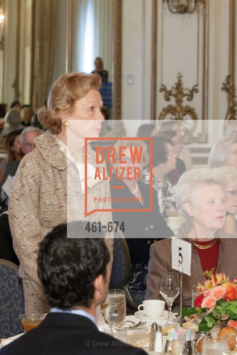 Barbara Callander, Junior League of San Francisco's WATCH Luncheon, Fairmont Hotel. 950 Mason Street, May 4th, 2015,Drew Altizer, Drew Altizer Photography, full-service agency, private events, San Francisco photographer, photographer california