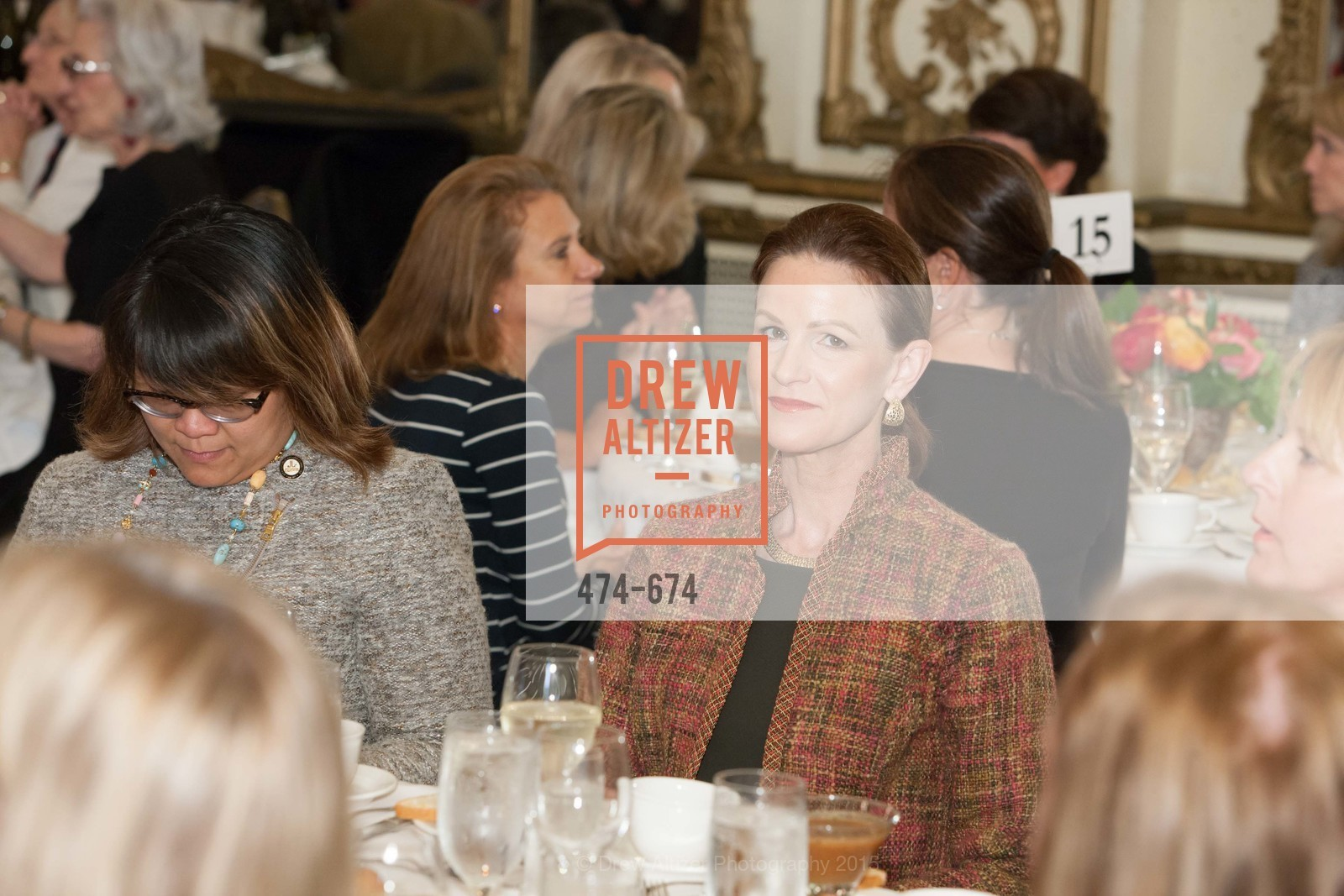 Judy Jorgensen, Junior League of San Francisco's WATCH Luncheon, Fairmont Hotel. 950 Mason Street, May 4th, 2015,Drew Altizer, Drew Altizer Photography, full-service event agency, private events, San Francisco photographer, photographer California