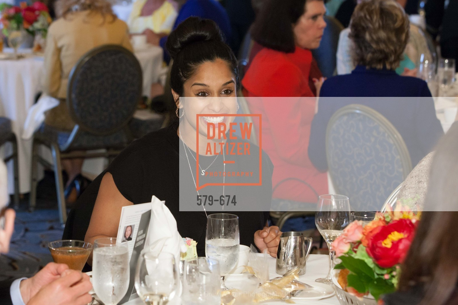 Sonia Mondkar-Floyd, Junior League of San Francisco's WATCH Luncheon, Fairmont Hotel. 950 Mason Street, May 4th, 2015,Drew Altizer, Drew Altizer Photography, full-service agency, private events, San Francisco photographer, photographer california
