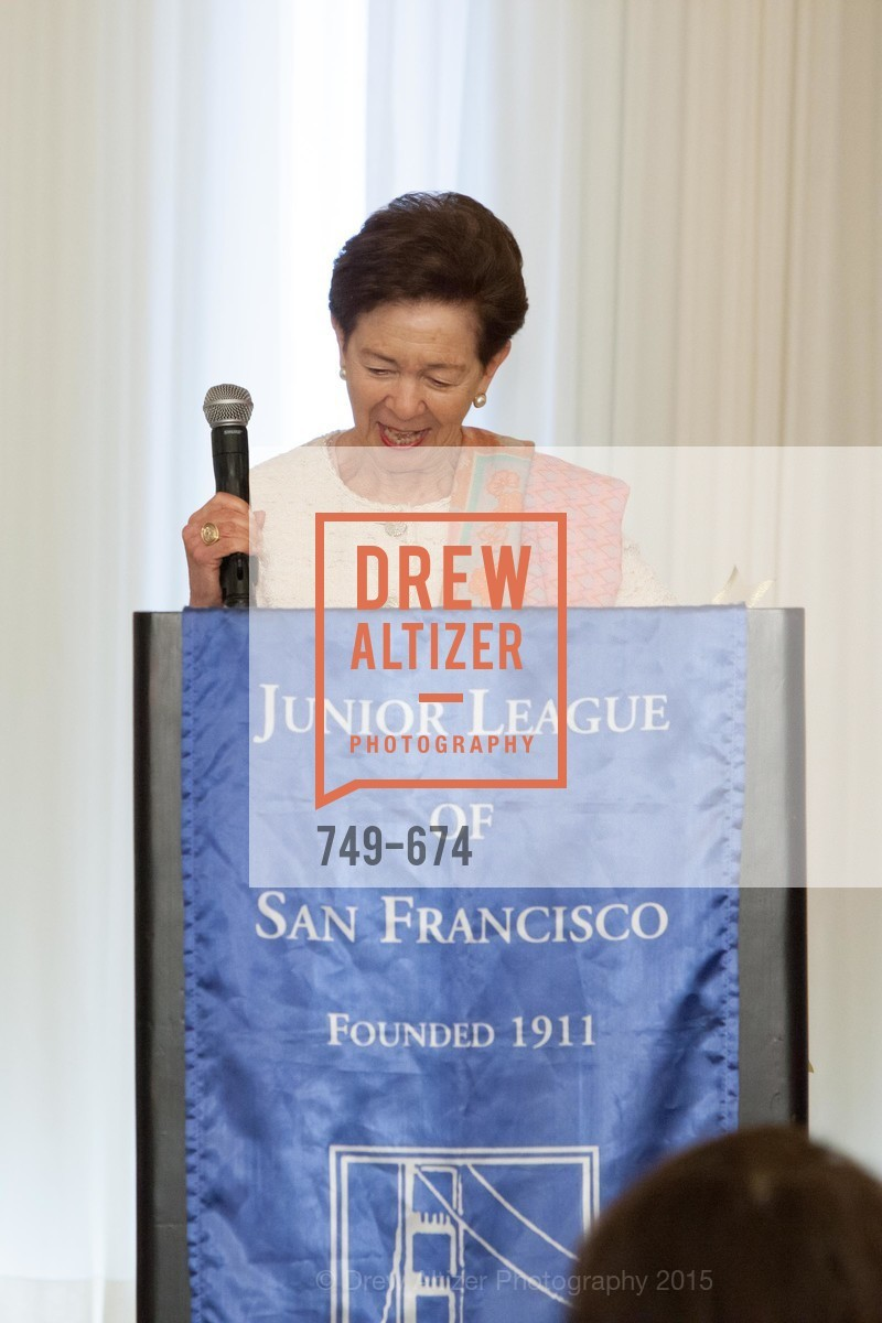 Roselyne Swig, Junior League of San Francisco's WATCH Luncheon, Fairmont Hotel. 950 Mason Street, May 4th, 2015,Drew Altizer, Drew Altizer Photography, full-service event agency, private events, San Francisco photographer, photographer California