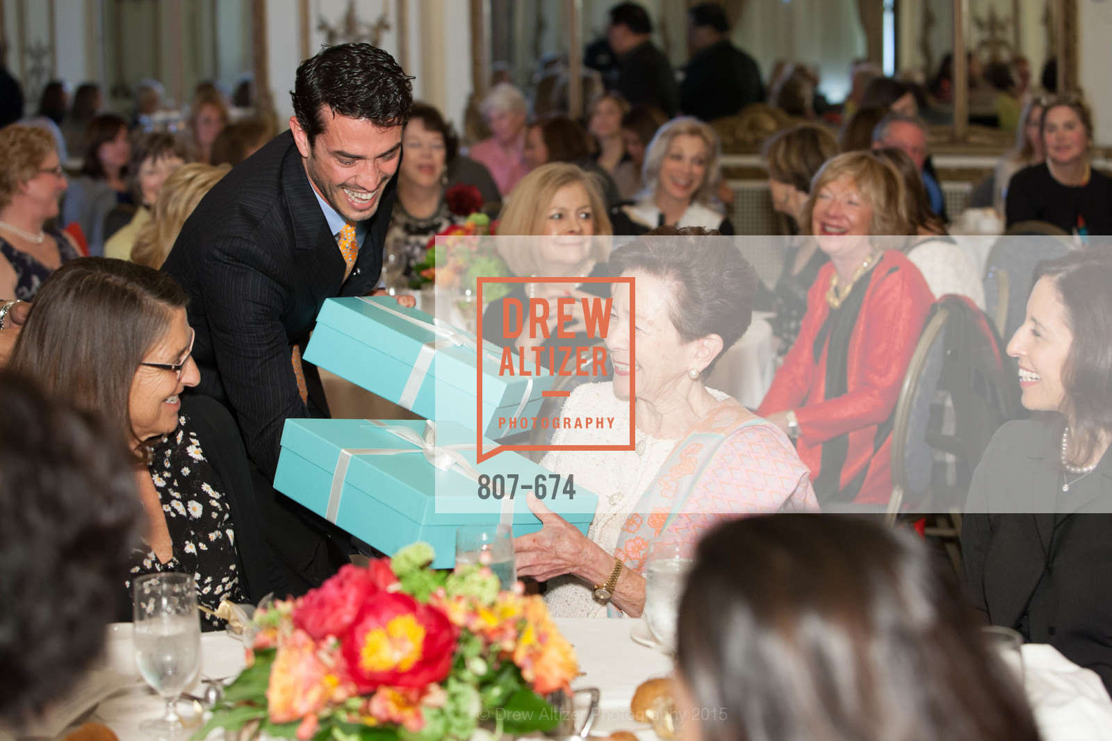 Roselyne Swig, Junior League of San Francisco's WATCH Luncheon, Fairmont Hotel. 950 Mason Street, May 4th, 2015,Drew Altizer, Drew Altizer Photography, full-service agency, private events, San Francisco photographer, photographer california