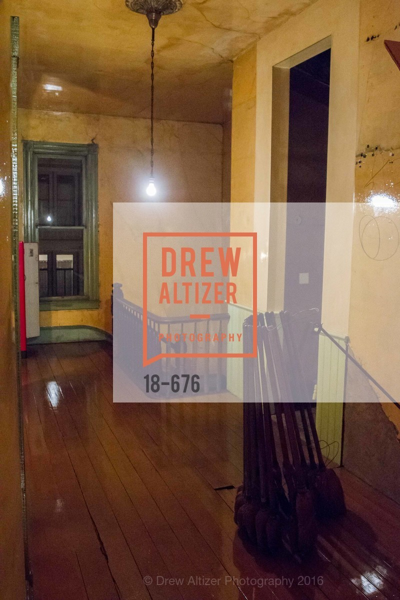 Atmosphere, 500 Capp Street Preview Reception, 500 Capp Street Foundation. 500 Capp Street, January 7th, 2016,Drew Altizer, Drew Altizer Photography, full-service agency, private events, San Francisco photographer, photographer california