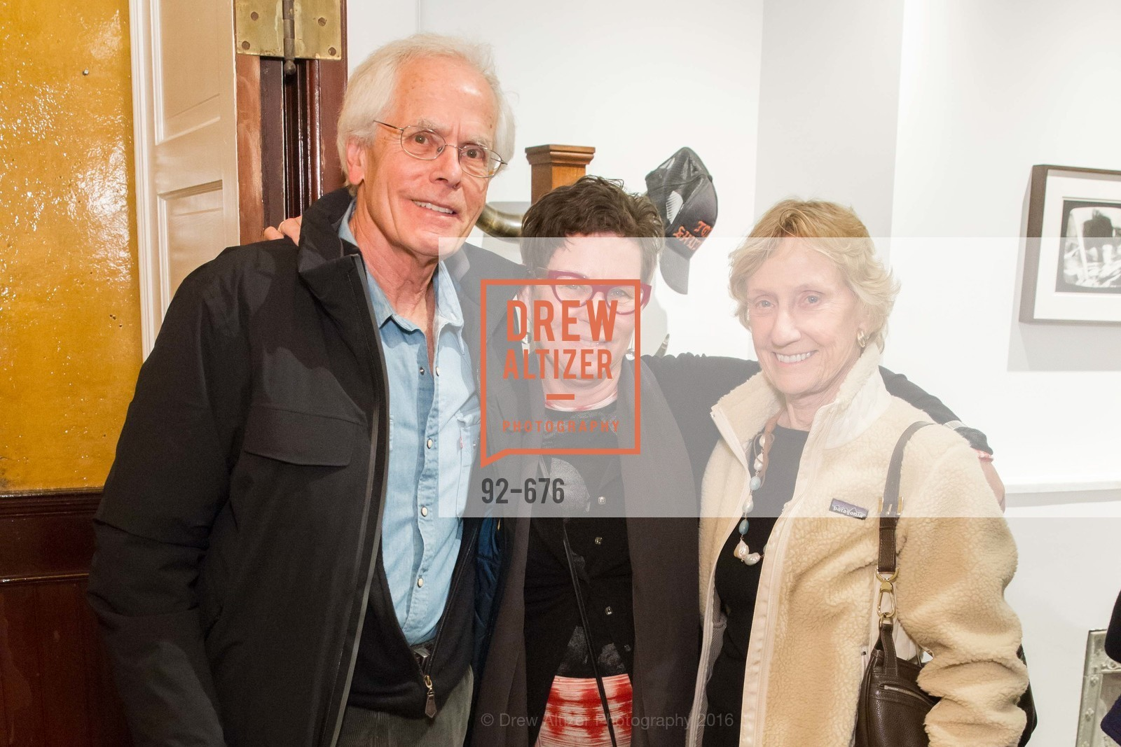 Joachim Bechtle, Maria Makela, Nancy Bechtle, 500 Capp Street Preview Reception, 500 Capp Street Foundation. 500 Capp Street, January 7th, 2016,Drew Altizer, Drew Altizer Photography, full-service agency, private events, San Francisco photographer, photographer california