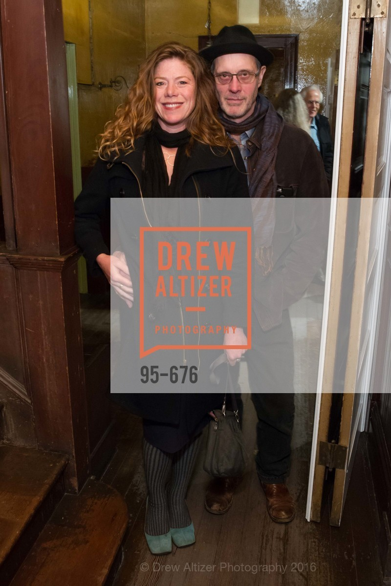 Hope Bryson, Paco Prieto, 500 Capp Street Preview Reception, 500 Capp Street Foundation. 500 Capp Street, January 7th, 2016,Drew Altizer, Drew Altizer Photography, full-service agency, private events, San Francisco photographer, photographer california