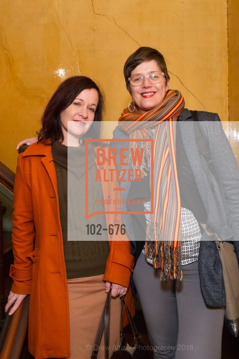 Deborah Cullinan, Lucia San Roman, 500 Capp Street Preview Reception, 500 Capp Street Foundation. 500 Capp Street, January 7th, 2016,Drew Altizer, Drew Altizer Photography, full-service agency, private events, San Francisco photographer, photographer california