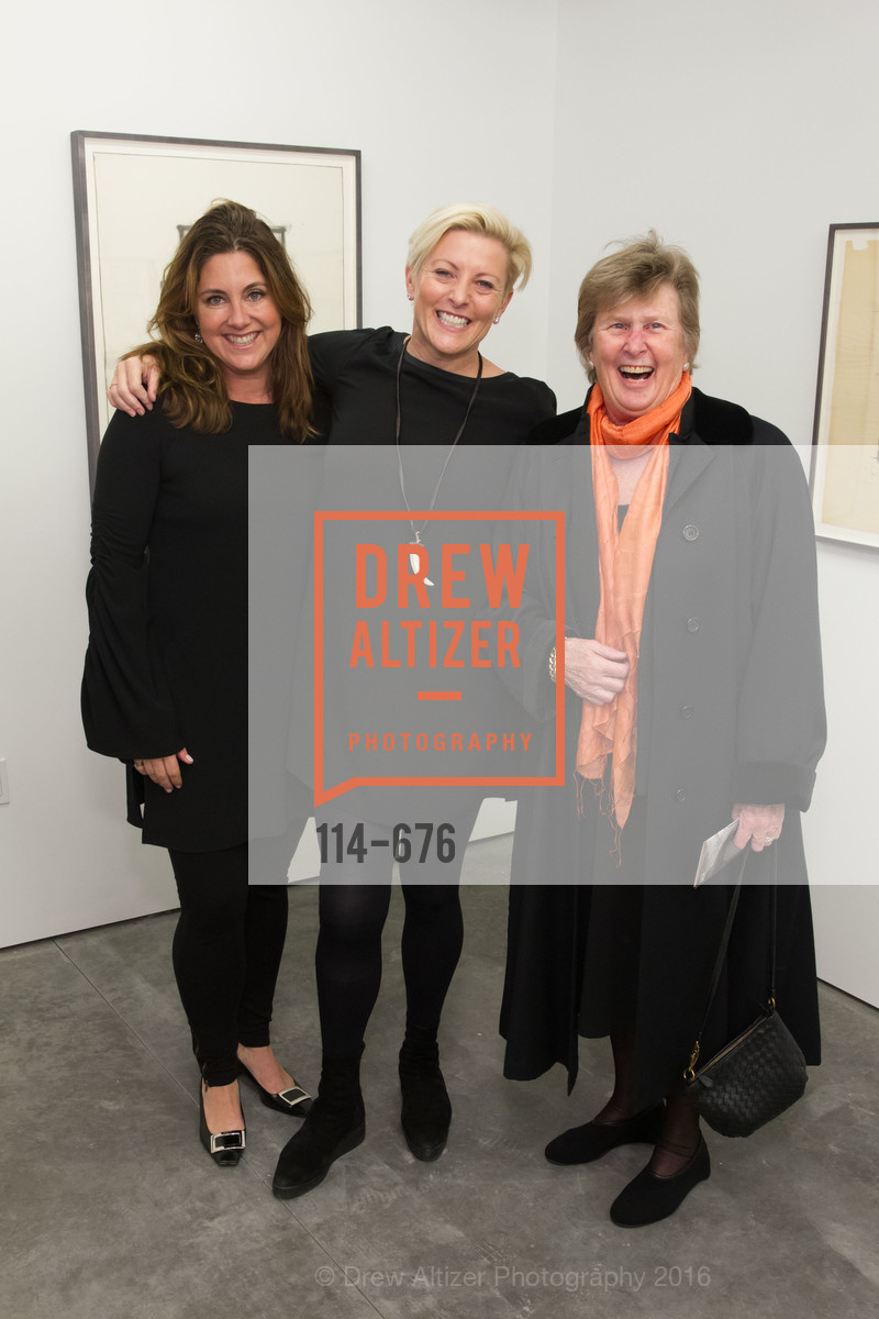 Shawn Pleiman, Carlie Wilmans, Carol Casey, 500 Capp Street Preview Reception, 500 Capp Street Foundation. 500 Capp Street, January 7th, 2016,Drew Altizer, Drew Altizer Photography, full-service agency, private events, San Francisco photographer, photographer california