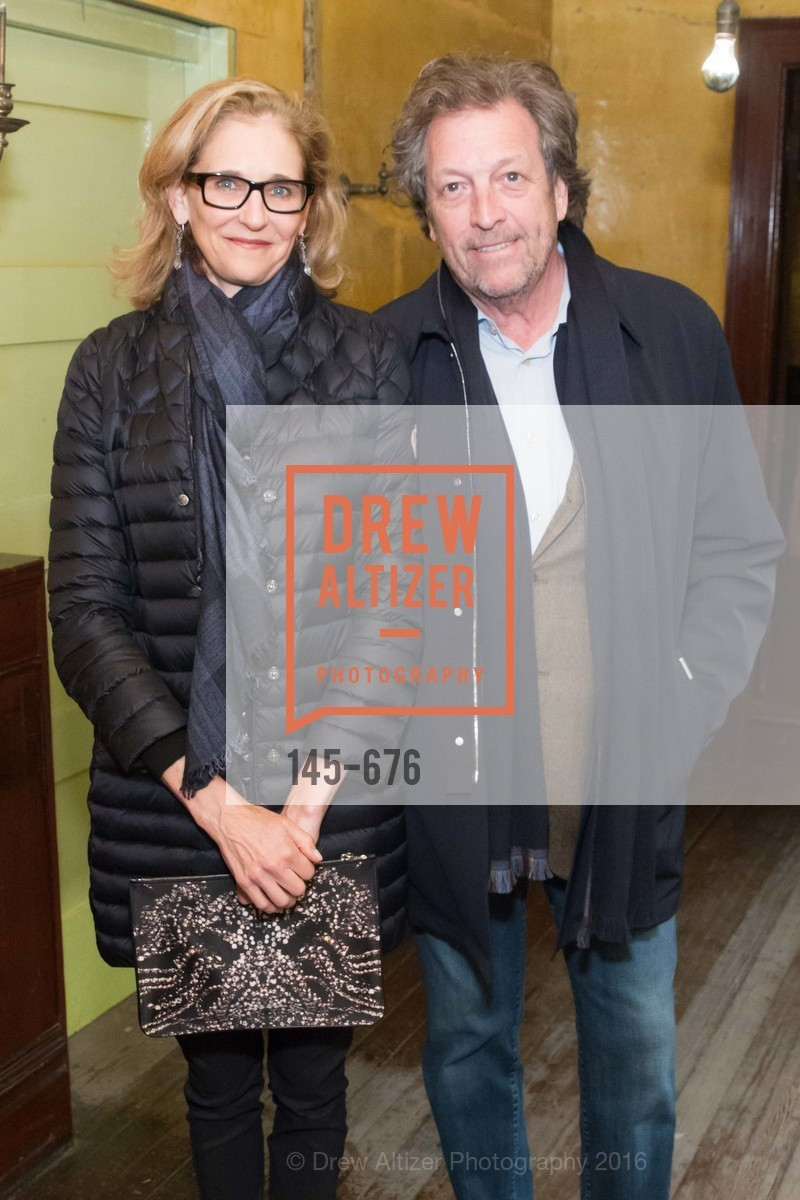 Jennifer Biederbeck, Doug Biederbeck, 500 Capp Street Preview Reception, 500 Capp Street Foundation. 500 Capp Street, January 7th, 2016,Drew Altizer, Drew Altizer Photography, full-service event agency, private events, San Francisco photographer, photographer California