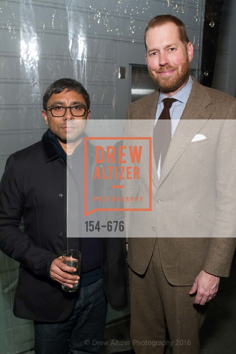 Chris Perez, Jim Abrams, 500 Capp Street Preview Reception, 500 Capp Street Foundation. 500 Capp Street, January 7th, 2016,Drew Altizer, Drew Altizer Photography, full-service agency, private events, San Francisco photographer, photographer california