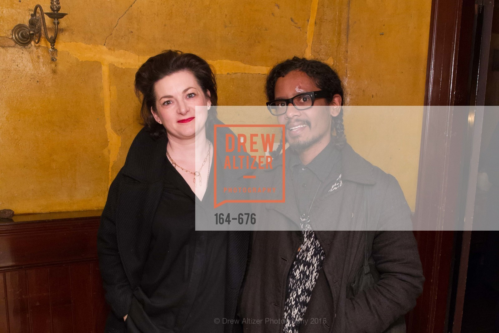 Alisa Carroll, Llane Alexis, 500 Capp Street Preview Reception, 500 Capp Street Foundation. 500 Capp Street, January 7th, 2016,Drew Altizer, Drew Altizer Photography, full-service agency, private events, San Francisco photographer, photographer california