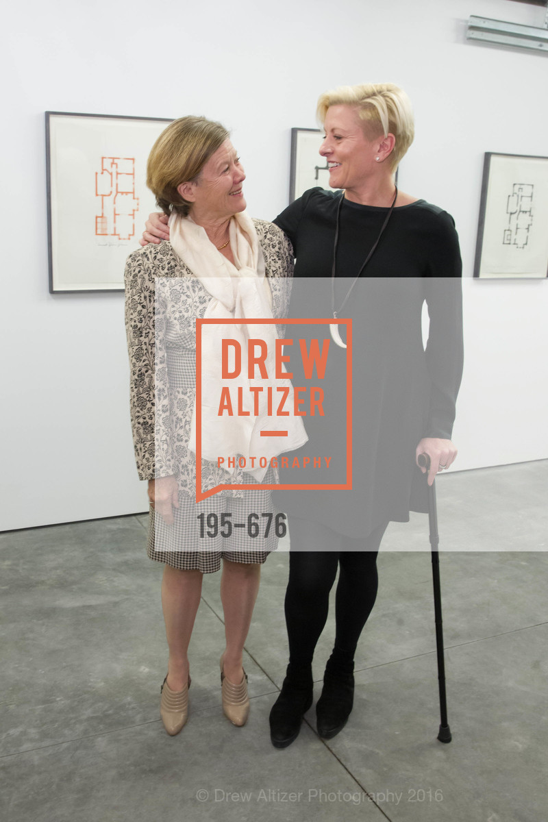 Ann Hatch, Carlie Wilmans, 500 Capp Street Preview Reception, 500 Capp Street Foundation. 500 Capp Street, January 7th, 2016,Drew Altizer, Drew Altizer Photography, full-service agency, private events, San Francisco photographer, photographer california