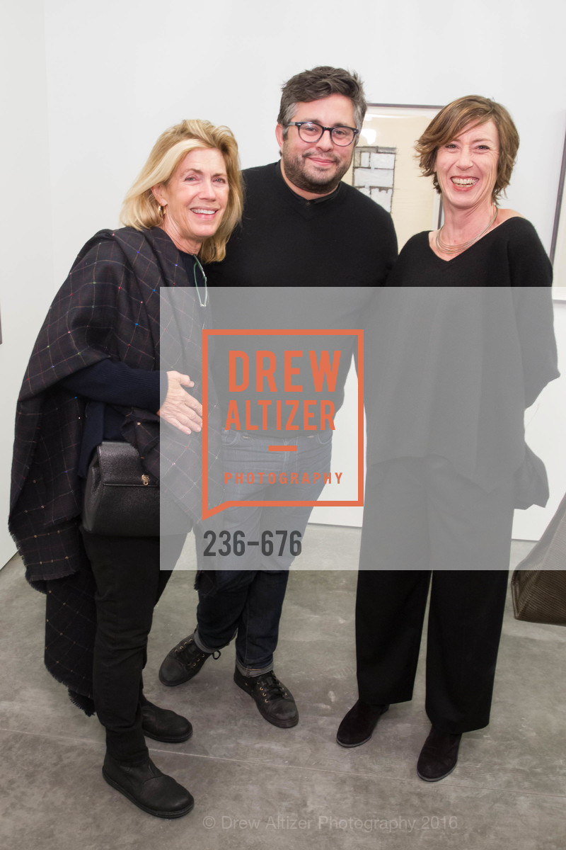Cathy Topham, Matthew Goudeau, Wendy Norris, 500 Capp Street Preview Reception, 500 Capp Street Foundation. 500 Capp Street, January 7th, 2016,Drew Altizer, Drew Altizer Photography, full-service agency, private events, San Francisco photographer, photographer california