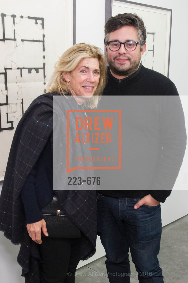Cathy Topham, Matthew Goudeau, 500 Capp Street Preview Reception, 500 Capp Street Foundation. 500 Capp Street, January 7th, 2016,Drew Altizer, Drew Altizer Photography, full-service agency, private events, San Francisco photographer, photographer california