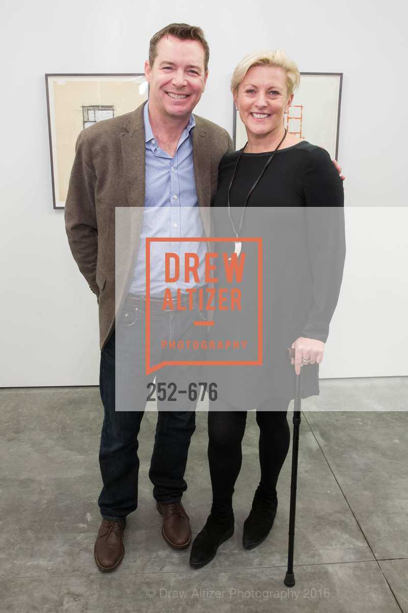 PJ Johnston, Carlie Wilmans, 500 Capp Street Preview Reception, 500 Capp Street Foundation. 500 Capp Street, January 7th, 2016,Drew Altizer, Drew Altizer Photography, full-service agency, private events, San Francisco photographer, photographer california