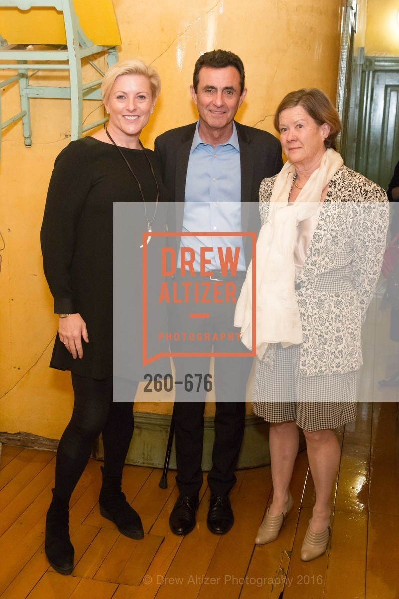 Carlie Wilmans, Neal Benezra, Ann Hatch, 500 Capp Street Preview Reception, 500 Capp Street Foundation. 500 Capp Street, January 7th, 2016,Drew Altizer, Drew Altizer Photography, full-service agency, private events, San Francisco photographer, photographer california