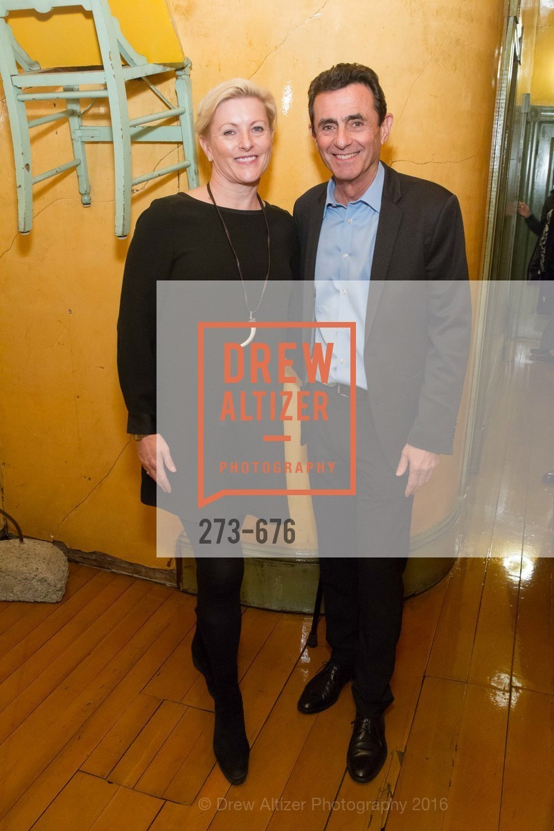 Carlie Wilmans, Neal Benezra, 500 Capp Street Preview Reception, 500 Capp Street Foundation. 500 Capp Street, January 7th, 2016,Drew Altizer, Drew Altizer Photography, full-service agency, private events, San Francisco photographer, photographer california