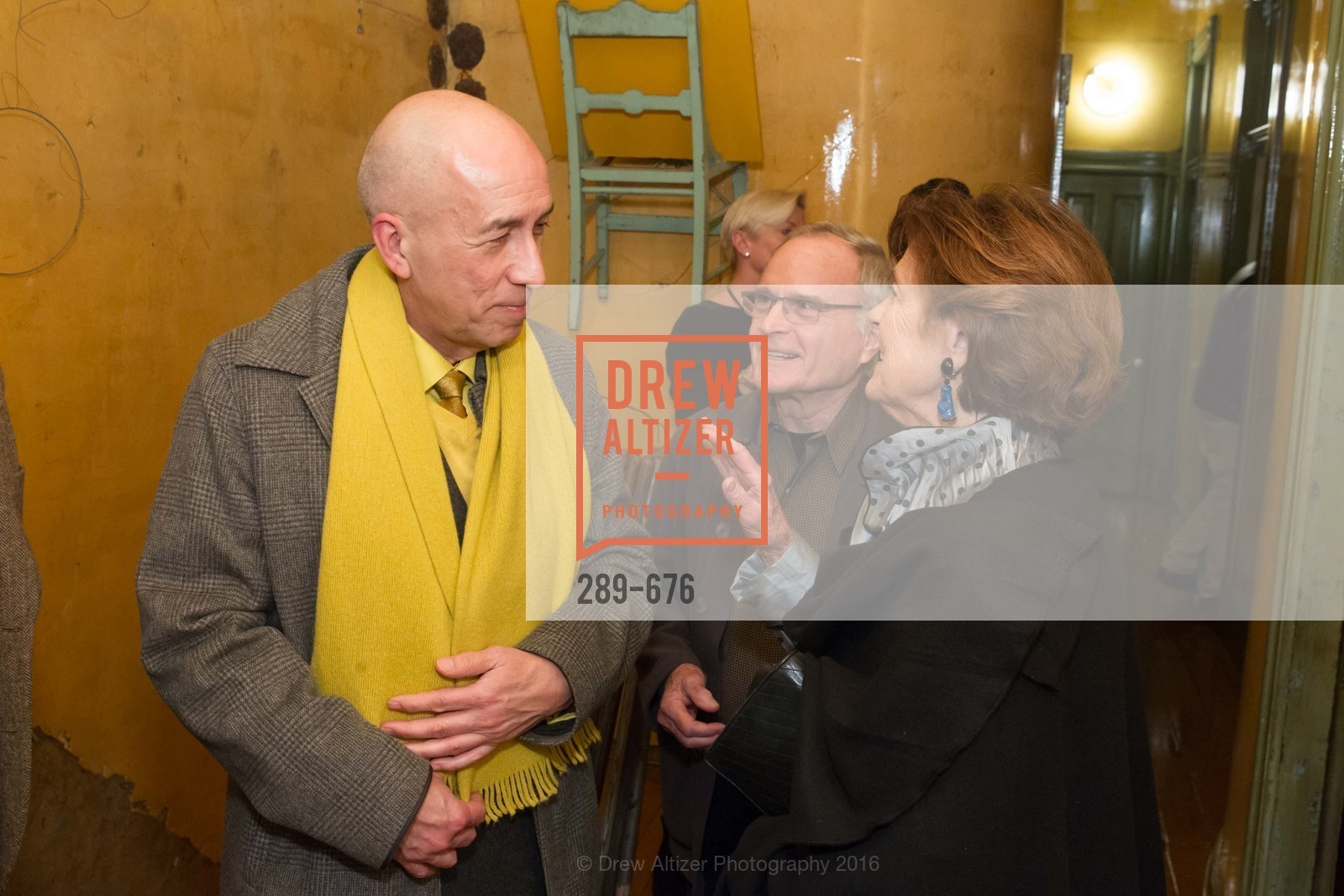 Ed Gilbert, 500 Capp Street Preview Reception, 500 Capp Street Foundation. 500 Capp Street, January 7th, 2016,Drew Altizer, Drew Altizer Photography, full-service agency, private events, San Francisco photographer, photographer california