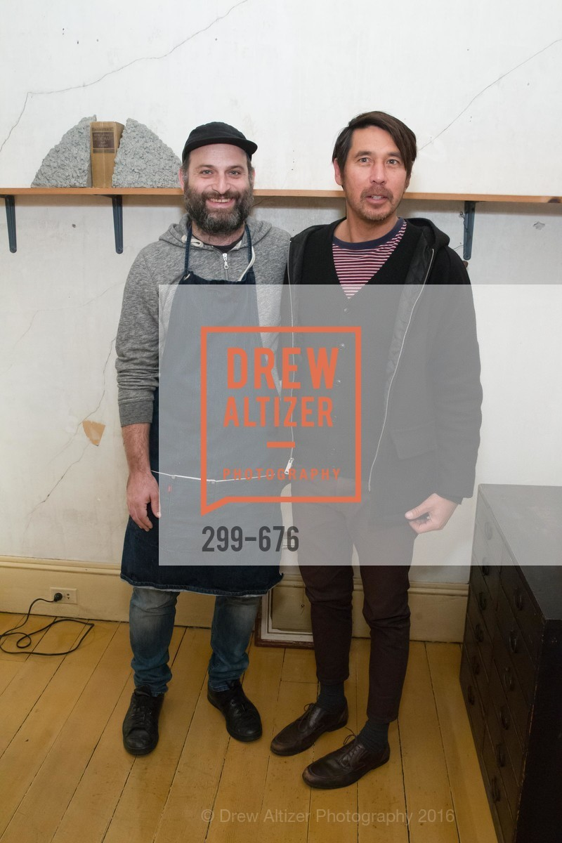 Leif Hedendal, Ray Virgil, 500 Capp Street Preview Reception, 500 Capp Street Foundation. 500 Capp Street, January 7th, 2016,Drew Altizer, Drew Altizer Photography, full-service event agency, private events, San Francisco photographer, photographer California